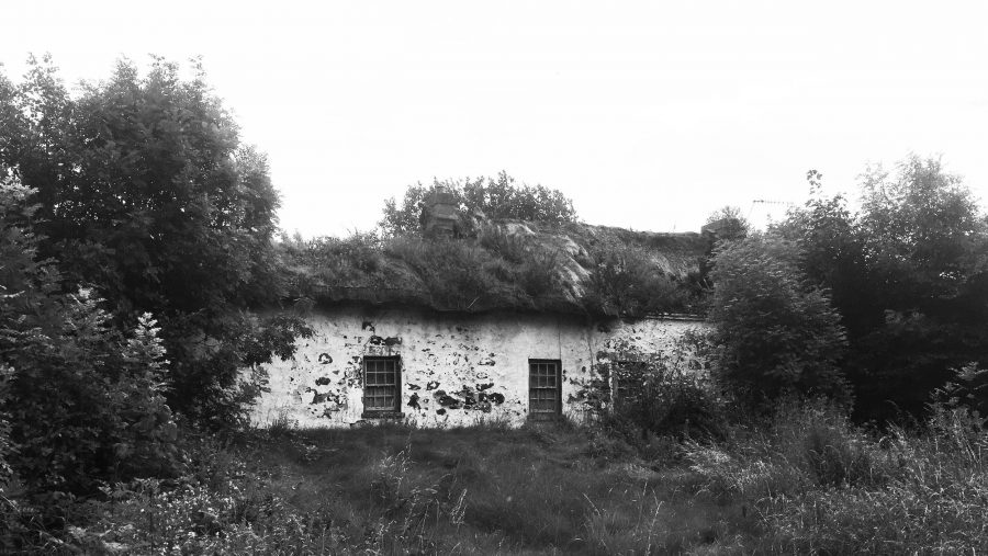 01 Patrick Bradley Architects Listed Building Architecture Conservation Restoration Heritage Renovation Thatch Cottage Deerpark Vernacular Irish Clachan Old New Grade B2 1