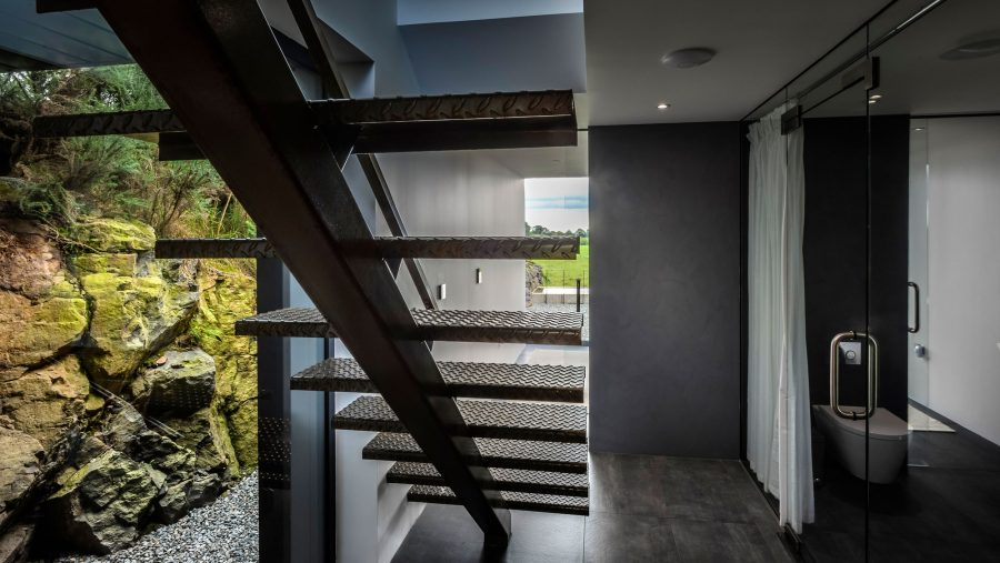 Patrick Bradley Architects Shipping Container Architecture Grand Designs Rural Bespoke Northern Ireland Vernacular Dwelling On A Farm RIBA Award Winning Grillagh Water 14