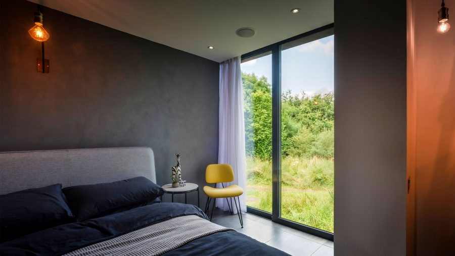 Patrick Bradley Architects Shipping Container Architecture Grand Designs Rural Bespoke Northern Ireland Vernacular Dwelling On A Farm RIBA Award Winning Grillagh Water 15